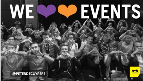 We love Events - Amsterdam Dance Event