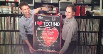 I love techno in 1995... een event uit mijn hart
