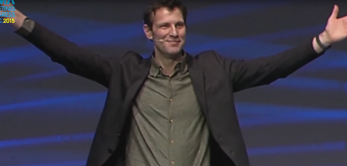 Peter Decuypere Keynote We love Events