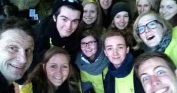 Enthousiaste 'enquêteurs' - Karel de Grote-Hogeschoolstudenten