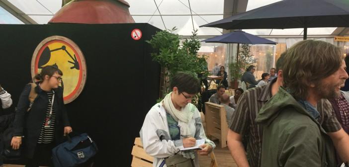 Rookboetes op Couleur Café